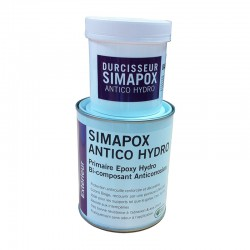 Simapox Antico Hydro - Supports métaux