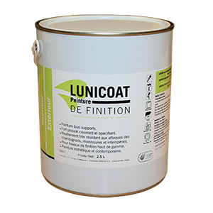 lunicoat peinture tous supports